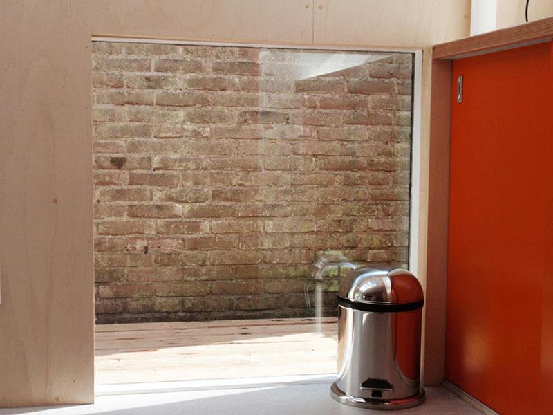 garden studio in Voorburg 7