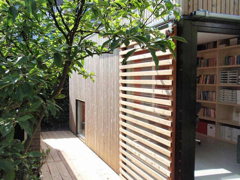 garden studio in Voorburg 8