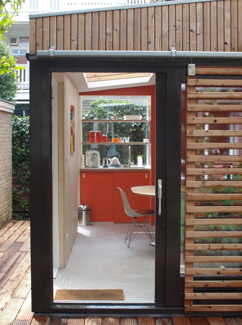 garden studio in Voorburg 9