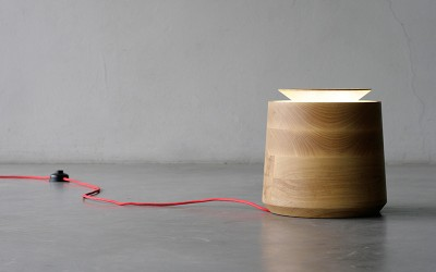 Jar Lamp by Noon Studio