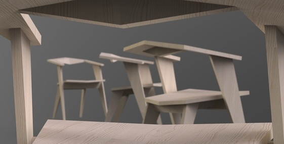 Katto light wooden Chair 4