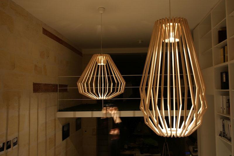 M_COCOON hanging light series 8