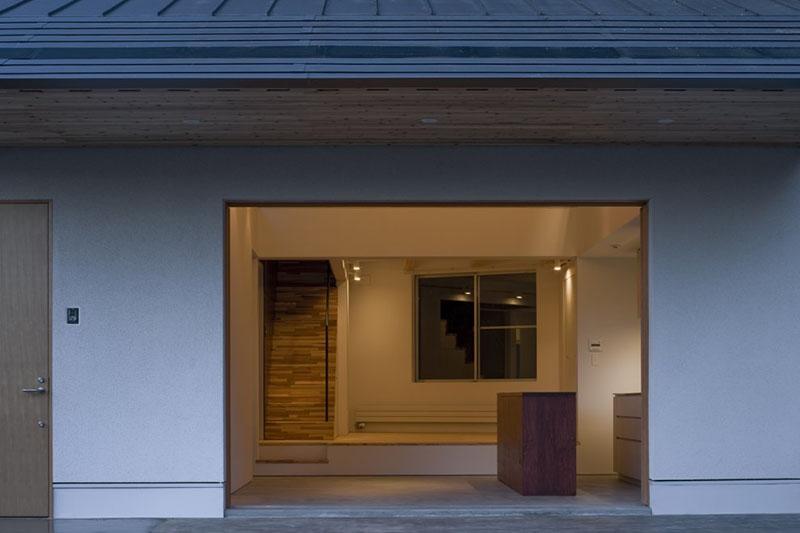 Machida M house by KUS Architecture 2