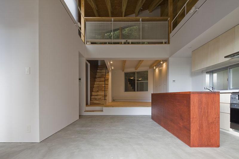 Machida M house by KUS Architecture 3