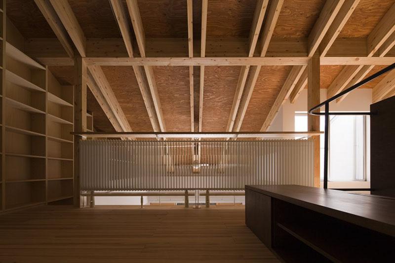 Machida M house by KUS Architecture 9