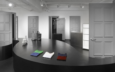 Indulgi Shop Interiors by Nendo