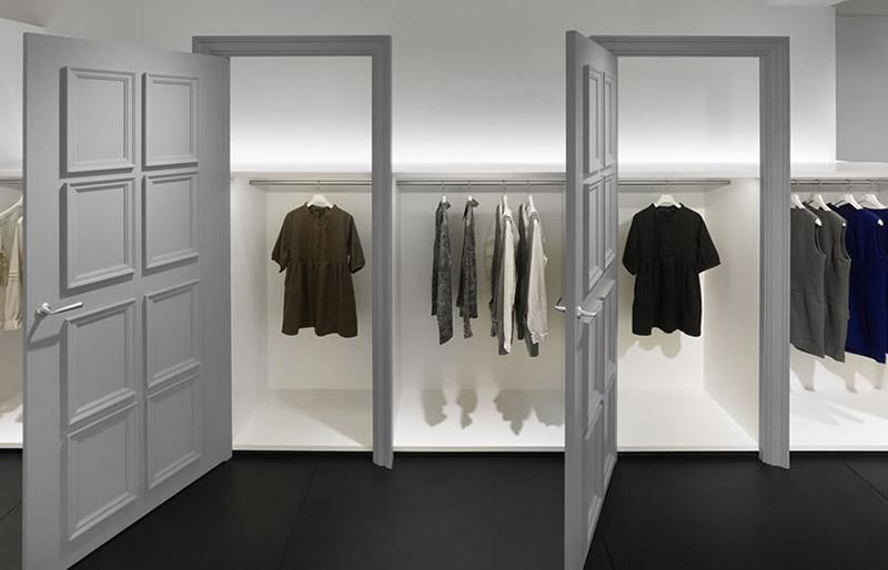 Indulgi clothing shop interiors 11