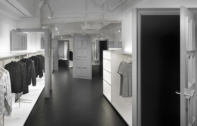 Indulgi clothing shop interiors 4