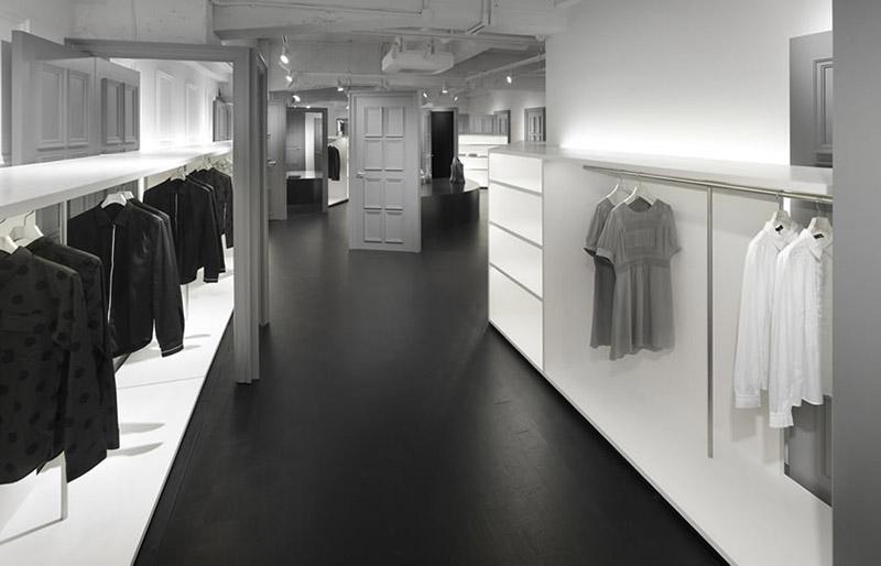 Indulgi clothing shop interiors 6