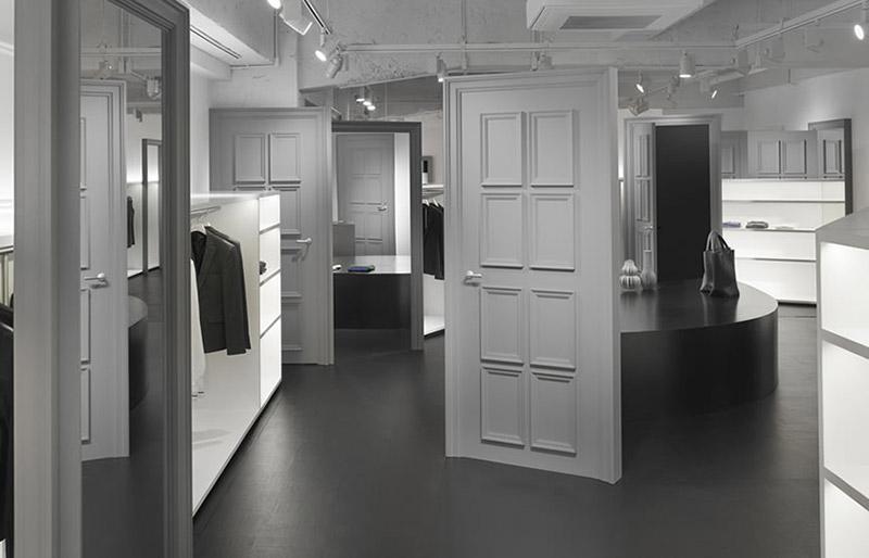 Indulgi clothing shop interiors 7