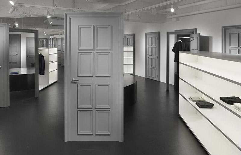 Indulgi clothing shop interiors 8