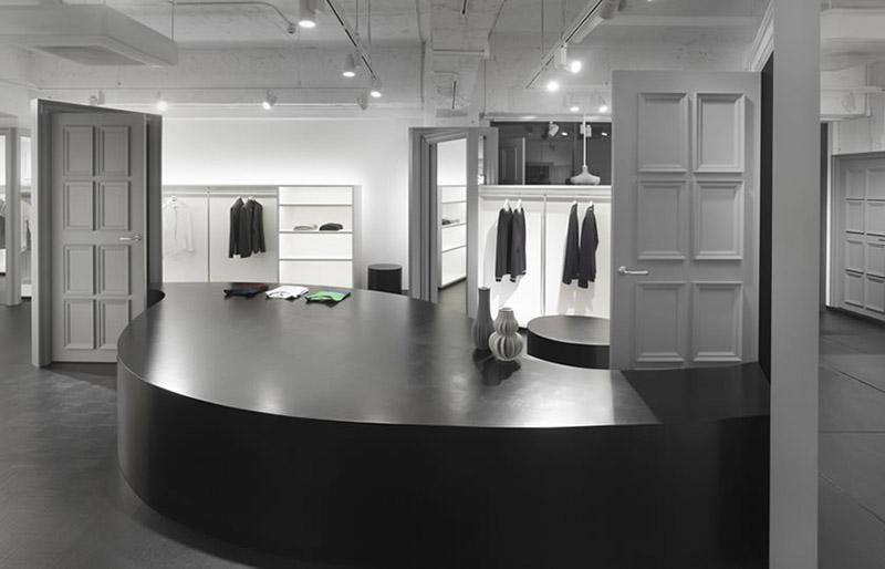 Indulgi clothing shop interiors 9