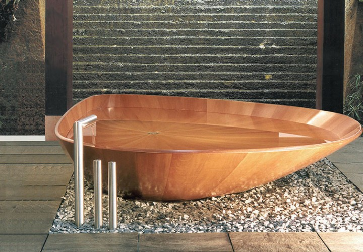 Ocean Shell bathtub 1