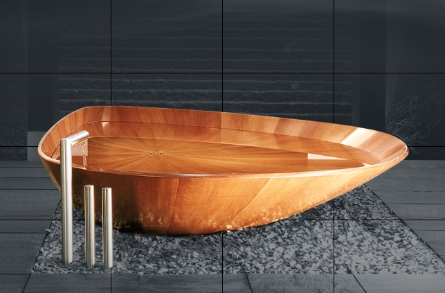 Ocean Shell bathtub 3