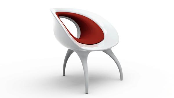 Qi Dian chair 2