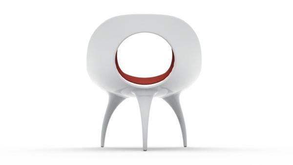 Qi Dian chair 4