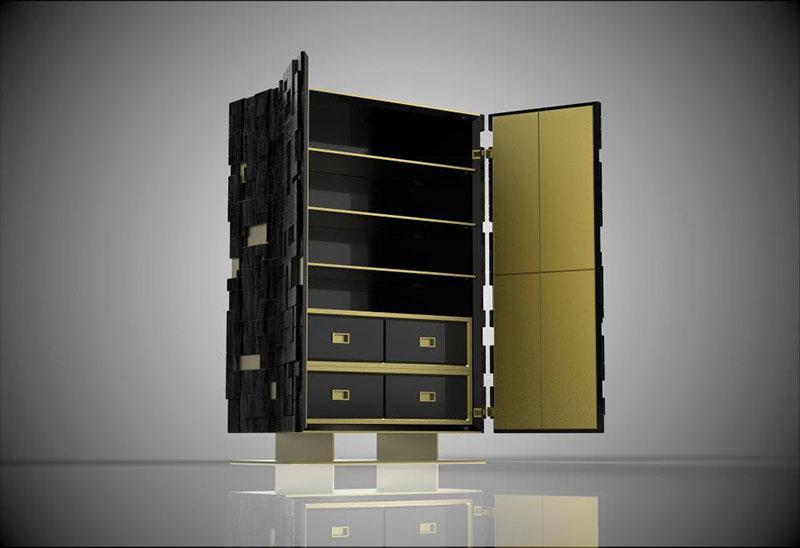 Relevo Storage Cabinet 5