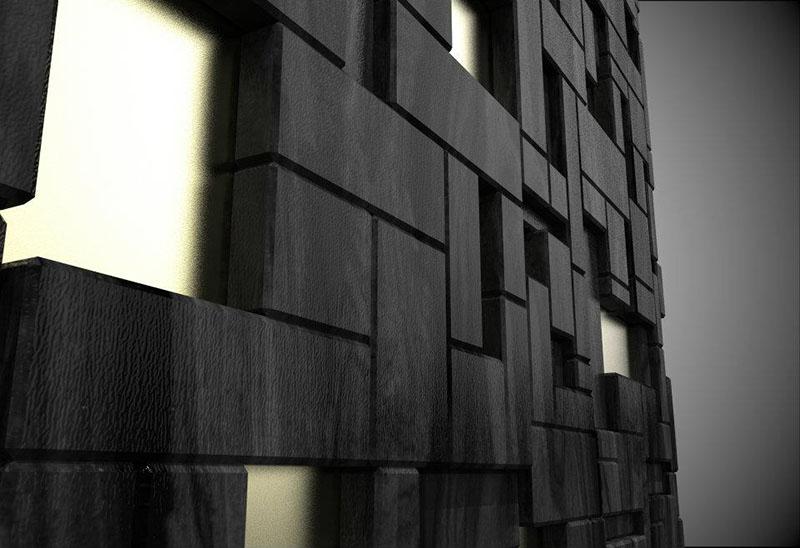 Relevo Storage Cabinet 7