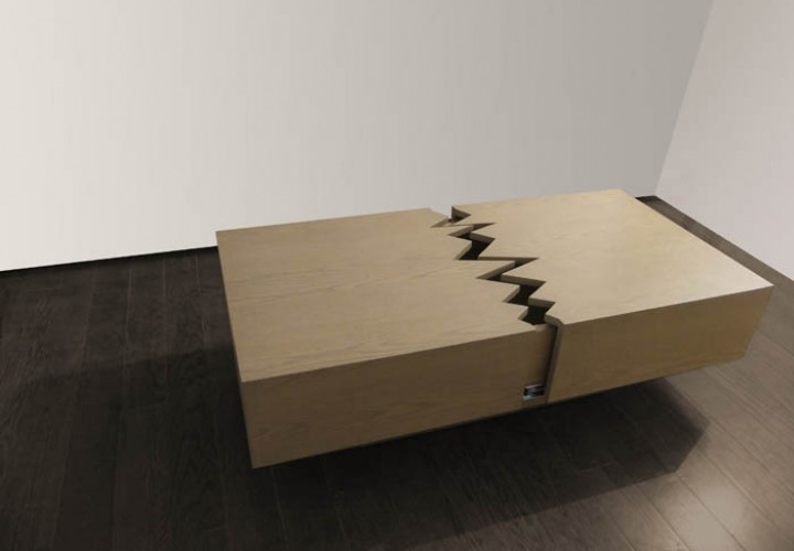San Andreas Coffee Table 1