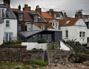 Anstruther Sea View Extension by Oliver Chapman Architects