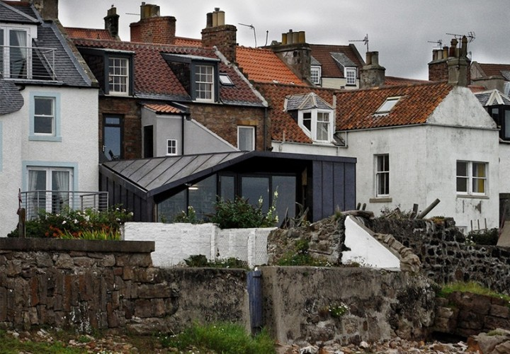 Anstruther Sea View Extension 1