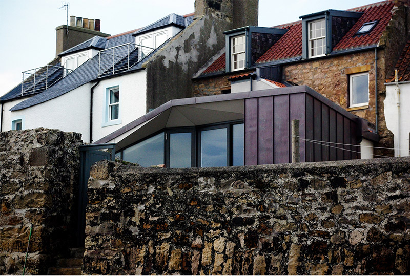 Anstruther Sea View Extension 2
