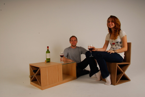 Bordeaux Multi-Purpose Coffee Table 5