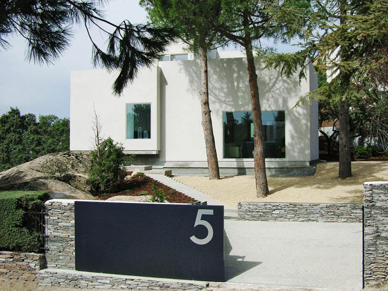 Casa del Pico in Spain 1