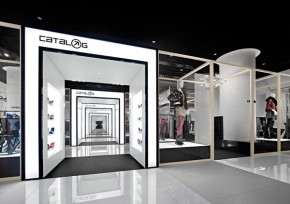 CATALOG Flagship Store in Beijing by Nendo