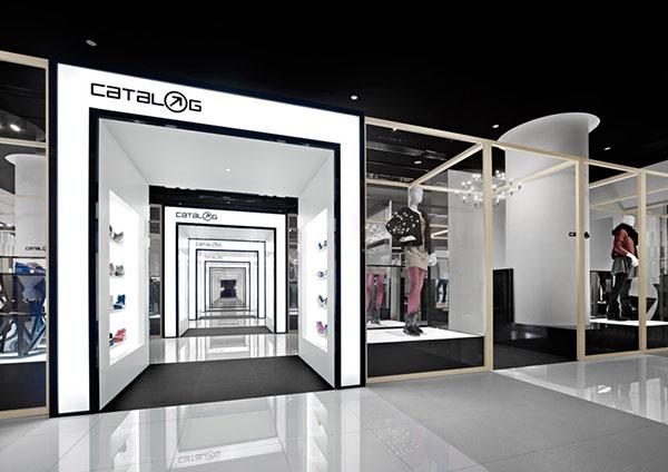 Catalog Flagship Store in Beijing 1