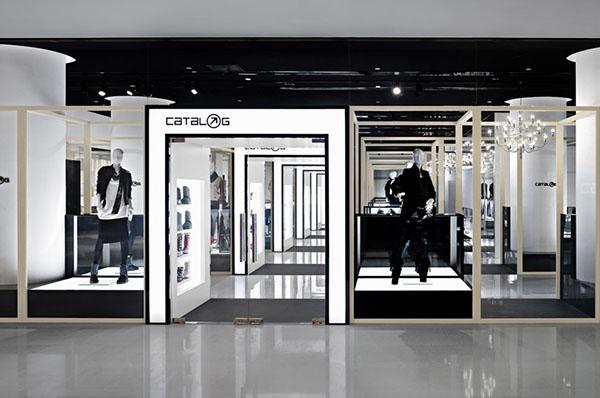 Catalog Flagship Store in Beijing 2