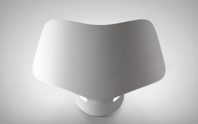 Fold Wall Lamp by Odoardo Fioravanti