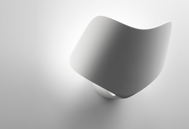 Fold wall lamp 2