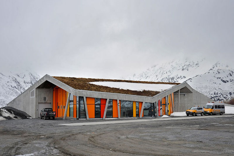 Gullesfjord weight control station 2