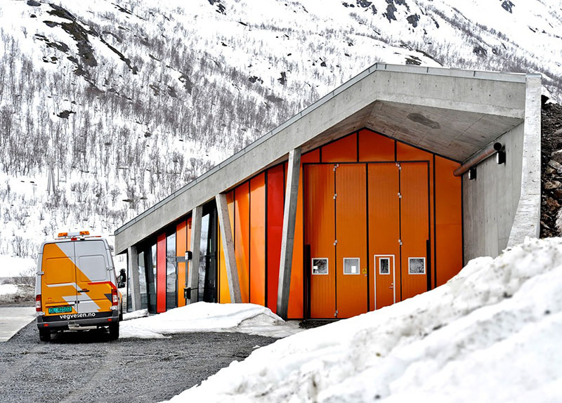 Gullesfjord weight control station 6