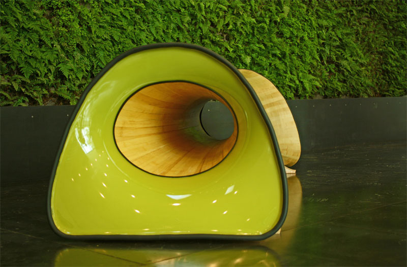 Infinity bamboo Bench 4