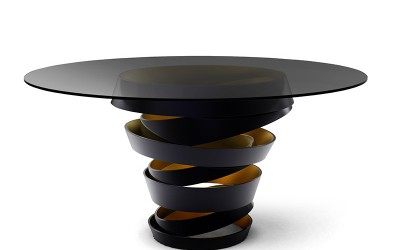Intuition Dining Table by Koket