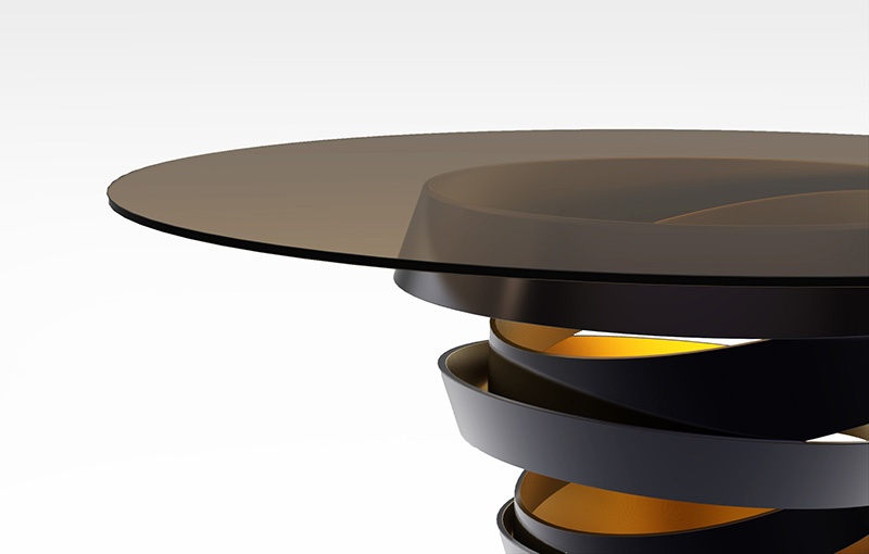 Intuition dining table 2