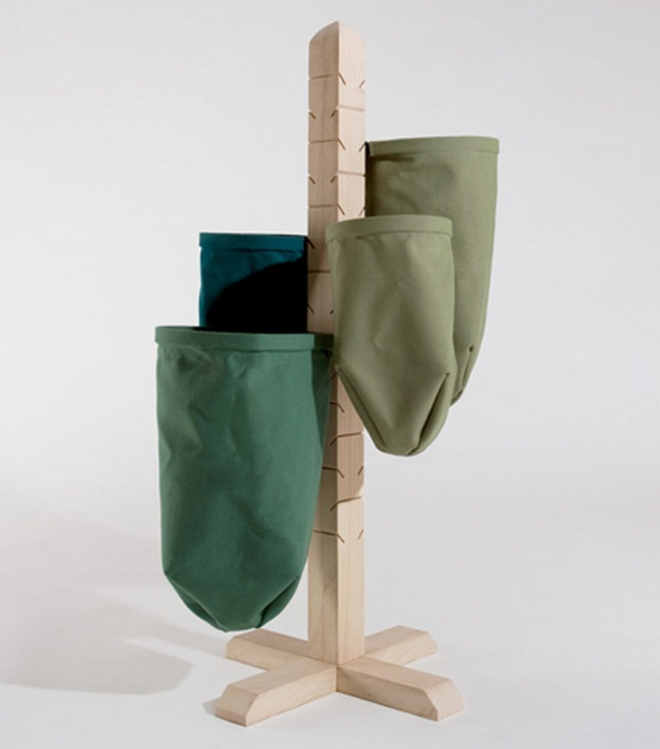 Les Grappes Storage System 1