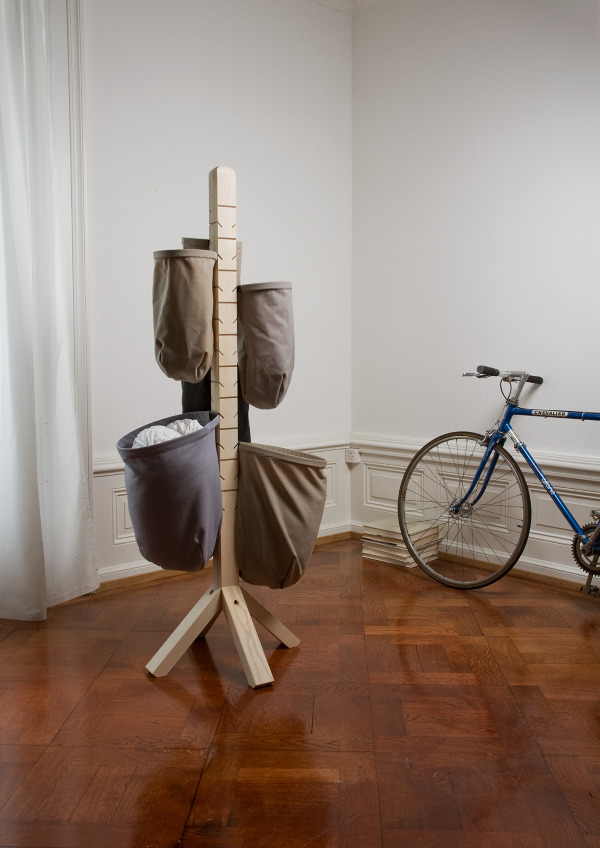 Les Grappes Storage System 2
