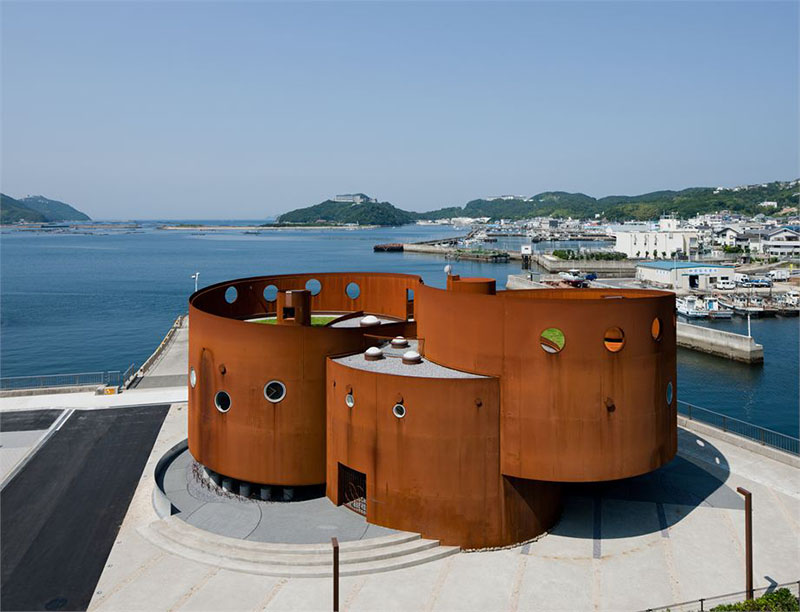 Looptecture F in Port of Fukura 2