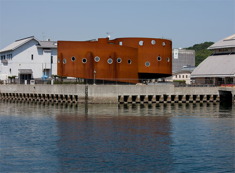 Looptecture F in Port of Fukura 4