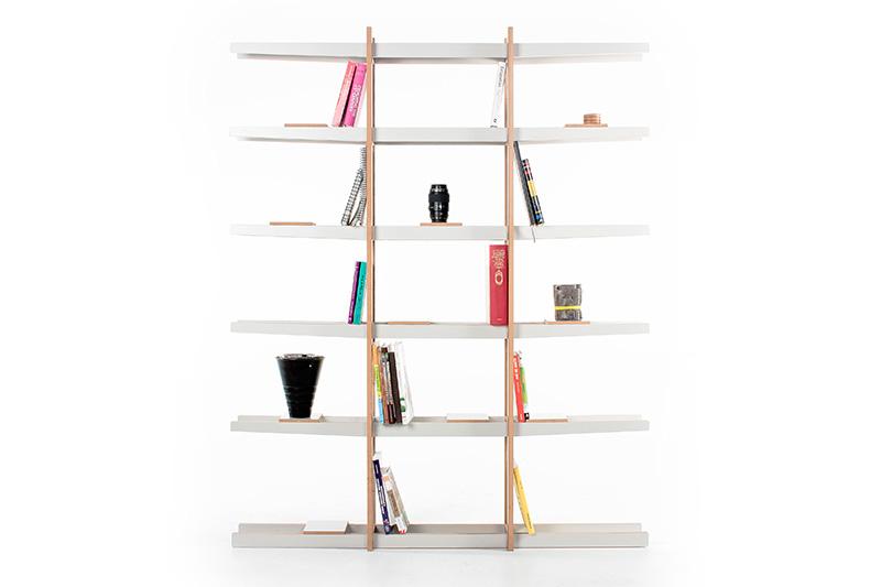 Paraleelos Bookcase 1