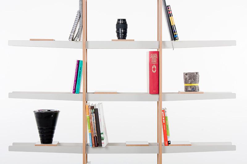 Paraleelos Bookcase 4