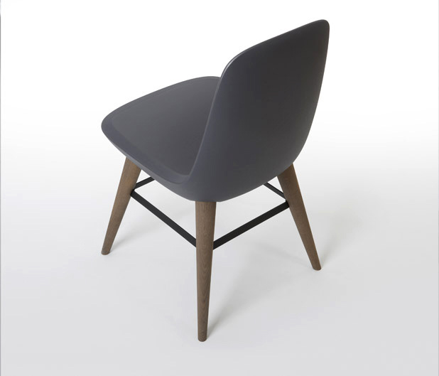 Pebble Chair Moulded Seat
