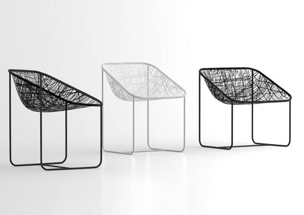 Silk Chair by Javier Moreno 2
