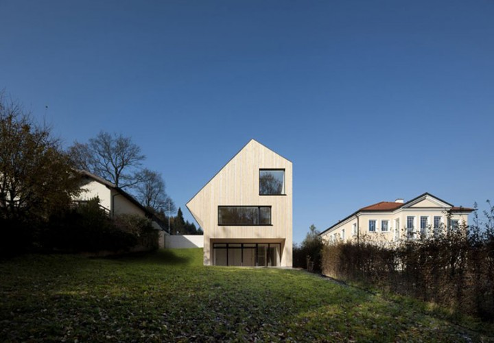 Velux Sunlighthouse in Pressbaum 1