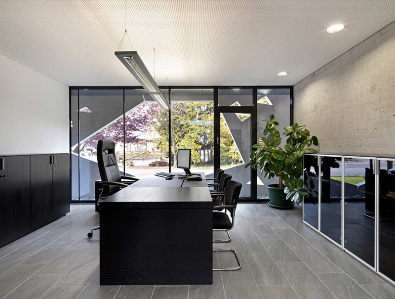 Bau Sallinger Office 10