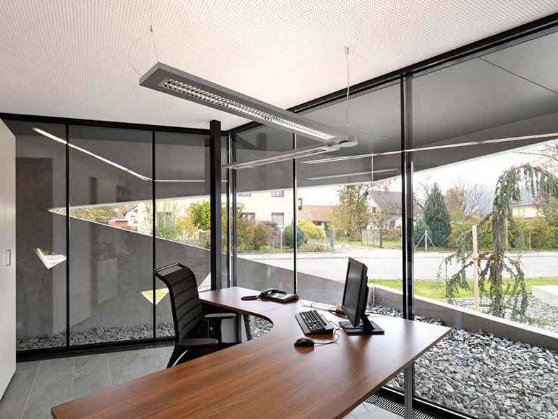 Bau Sallinger Office 11