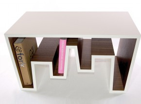 Cityscape Coffee Table by Trevor Vaugh